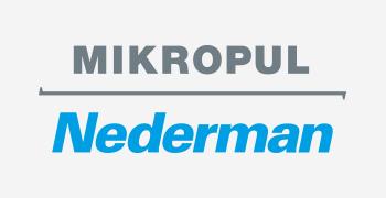 Mikropul Nederman logo